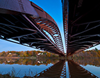 Chamber of Southern Saratoga County - Picture of the twin bridges