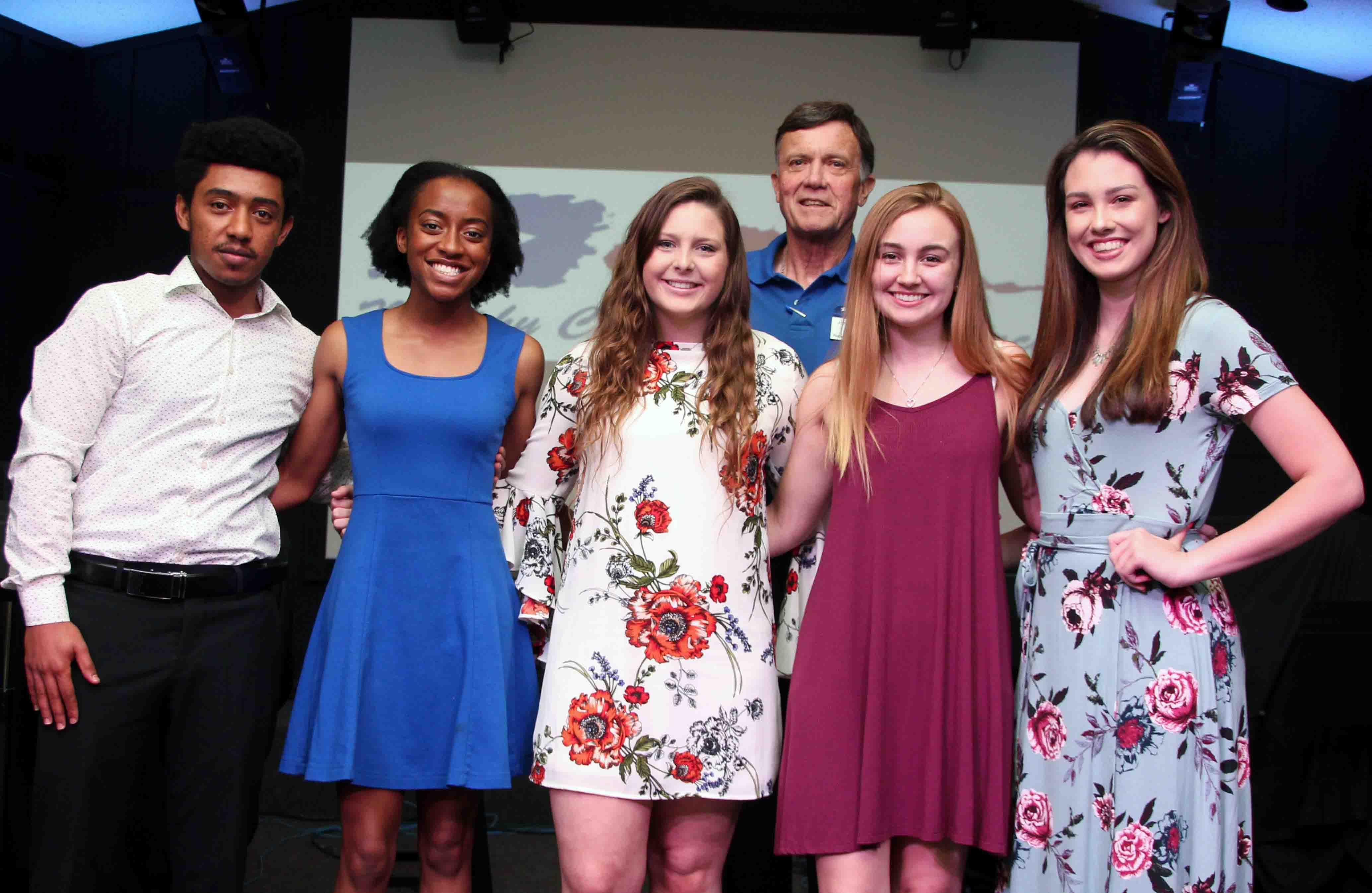 2018 Scholarship Foundation Recipients