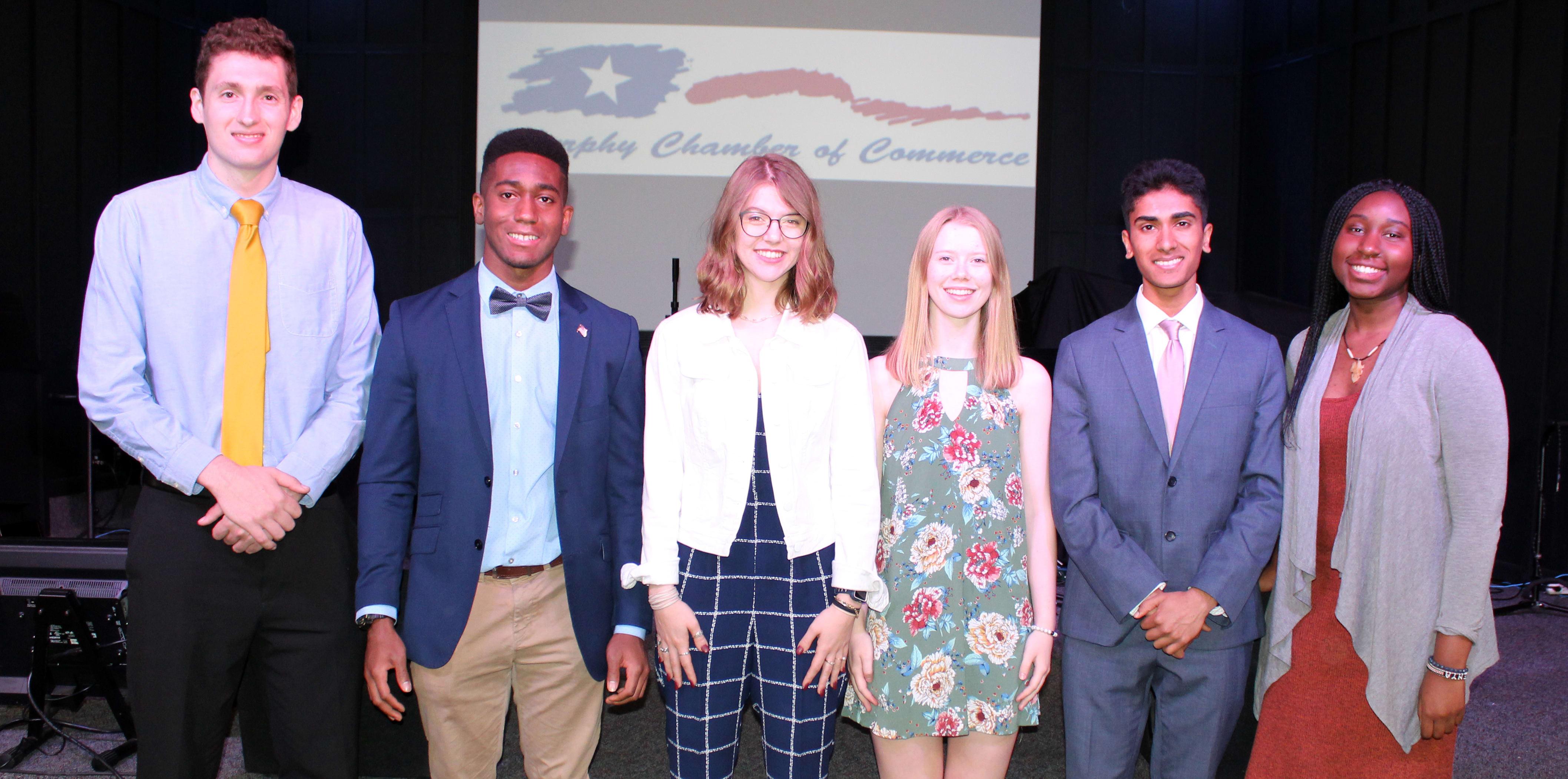 2019 Scholarship Foundation Recipients