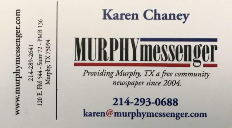 Murphy Messenger