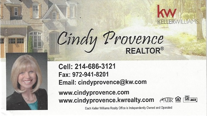 Keller Williams Realty - Cindy Provence