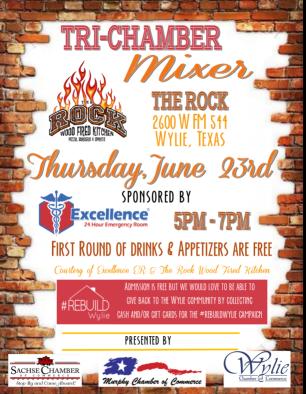 Tri-Chamber Mixer at The Rock