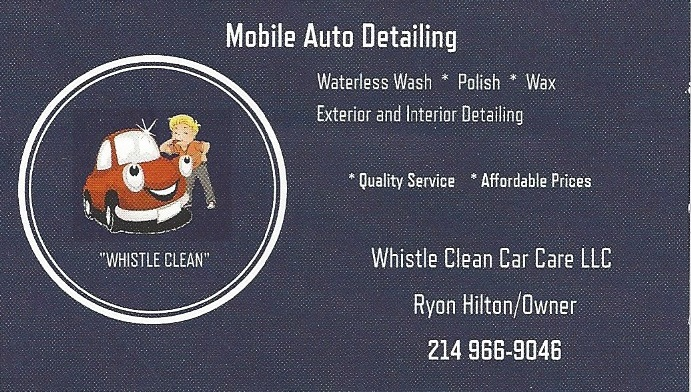 Whistle Clean Car Care