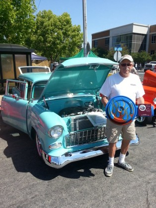 Cars At The Park Tulare Chamber Of Commerce CA - Thomas chevy car show
