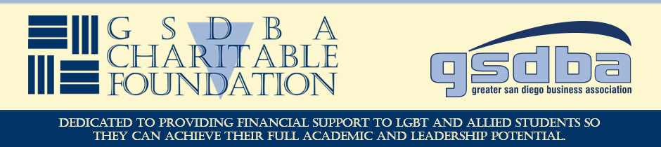 GSDBA Charitable Foundation Banner