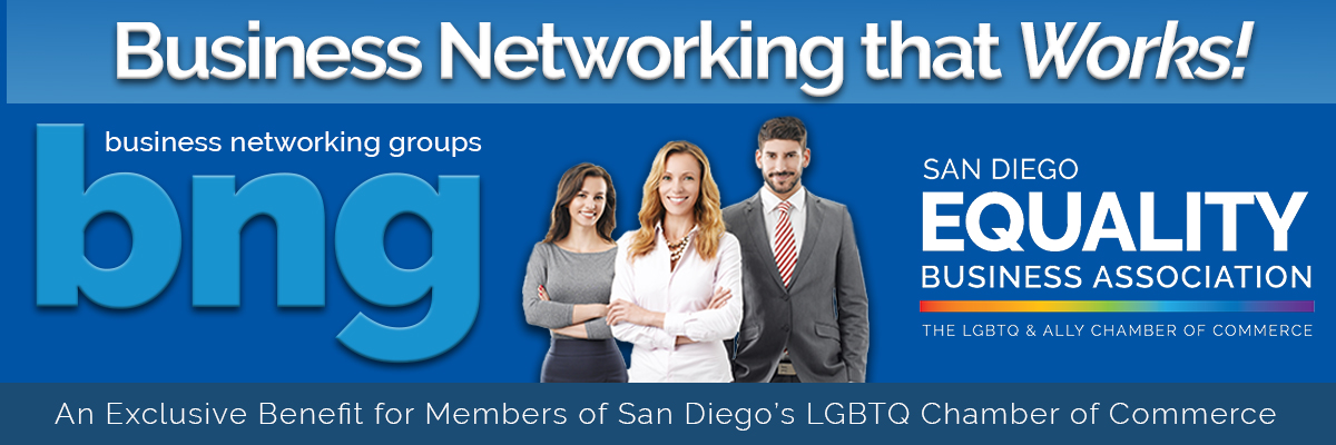 Business Networking Groups Bng San Diego Equality Business