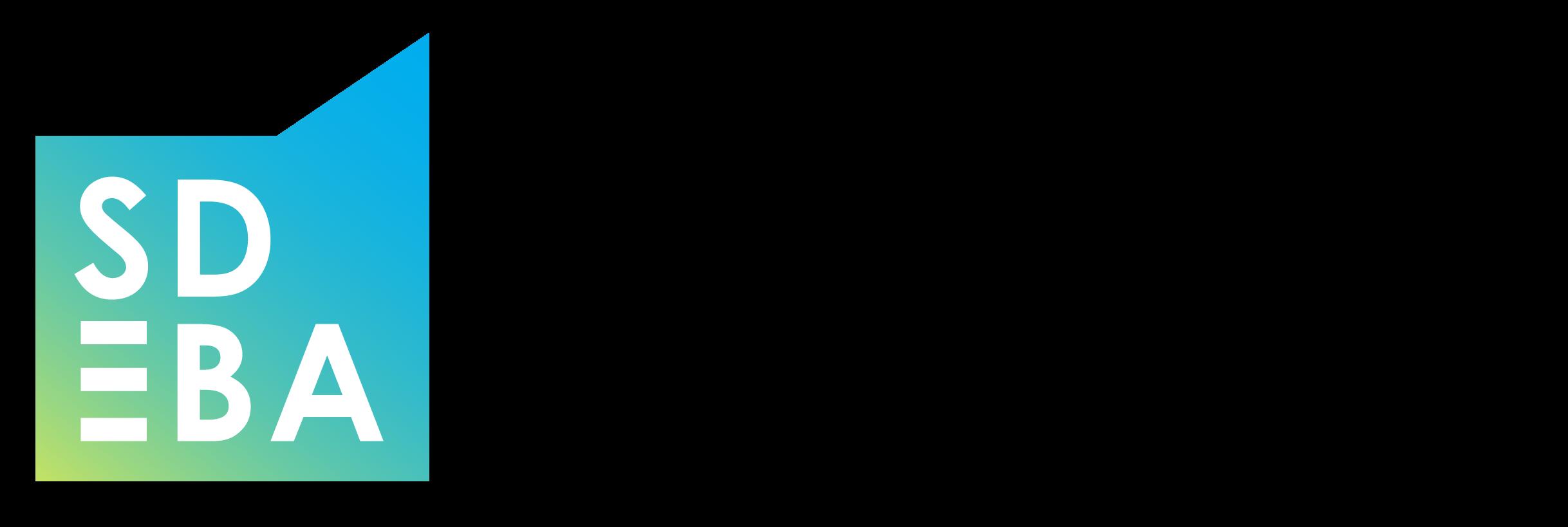 SDEBA logo