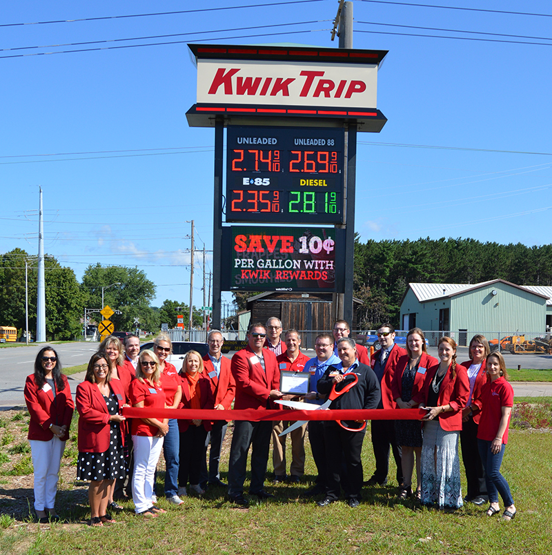 Ribbon Cuttings - Greater Wausau Chamber of Commerce, WI