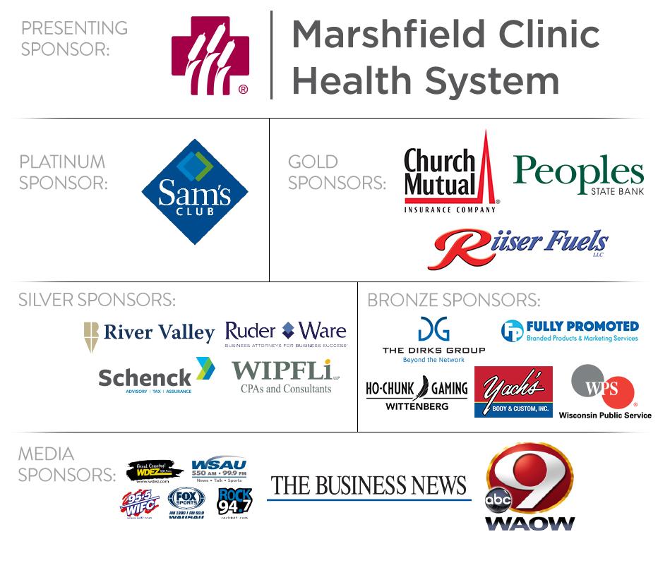 Small Business Week sponsors