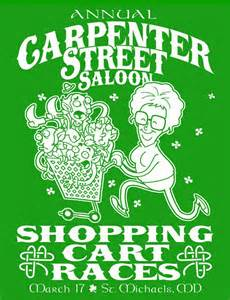 Carpenter street cart races st michaels st patricks day