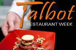 Talbot Restaurant Week