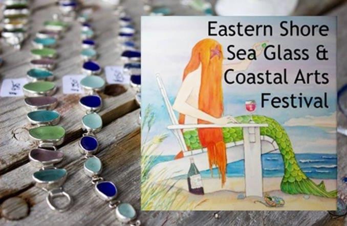 Eastern Shore Sea Glass and Coastal Arts Festival November 20-21
