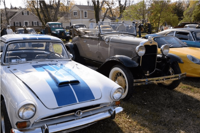Cars & Coffee at the Classic Motor Museum
