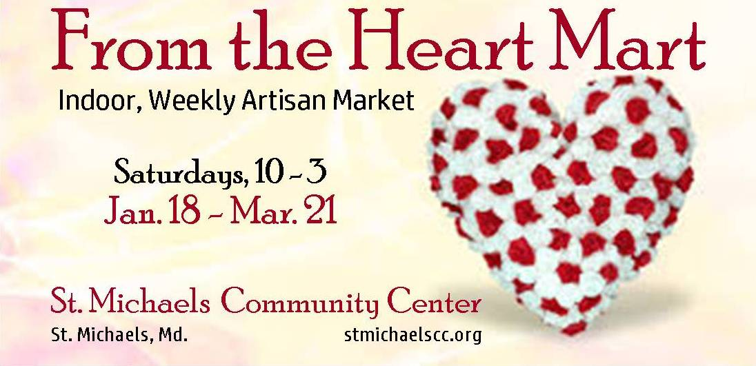 From the Heart Mart - St. Michaels Community Center