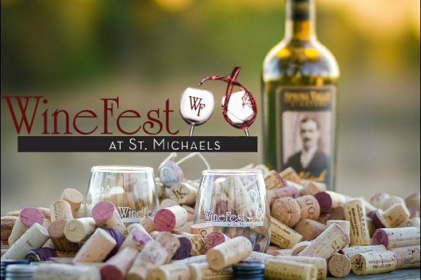 WineFest at St. Michaels