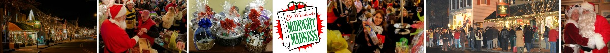 Midnight Madness St Michaels