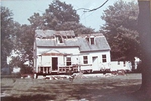 Sewell House Before