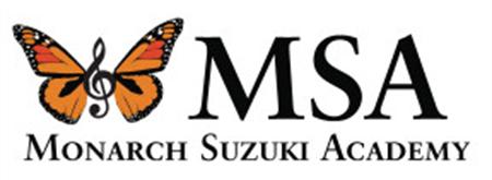 Monarch Suzuki Academy 11:30am -12:00