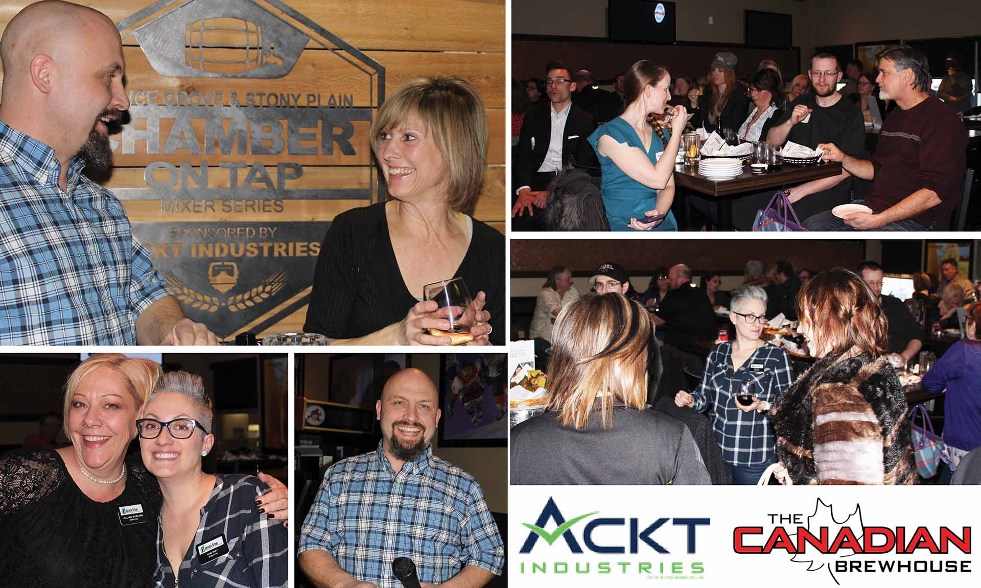 February 28 - Chamber on Tap