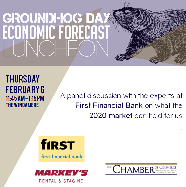 Groundhog Day Economic Forecast Luncheon
