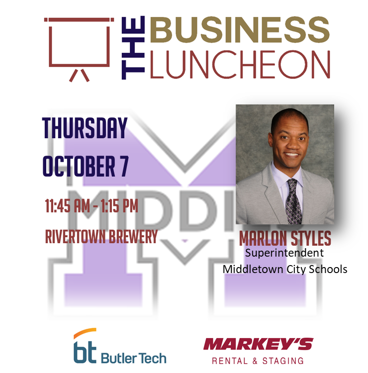The Business Luncheon Oct 2021