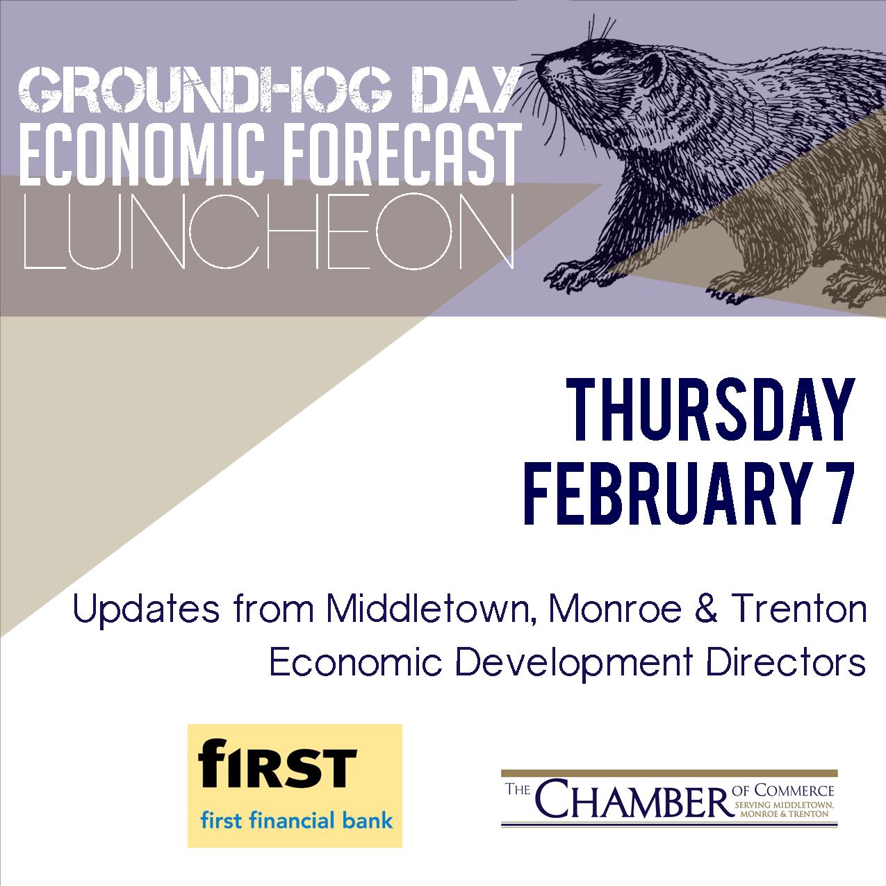 Groundhog Economic Forecast Luncheon
