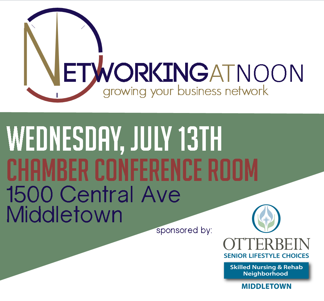 Networking @ Noon