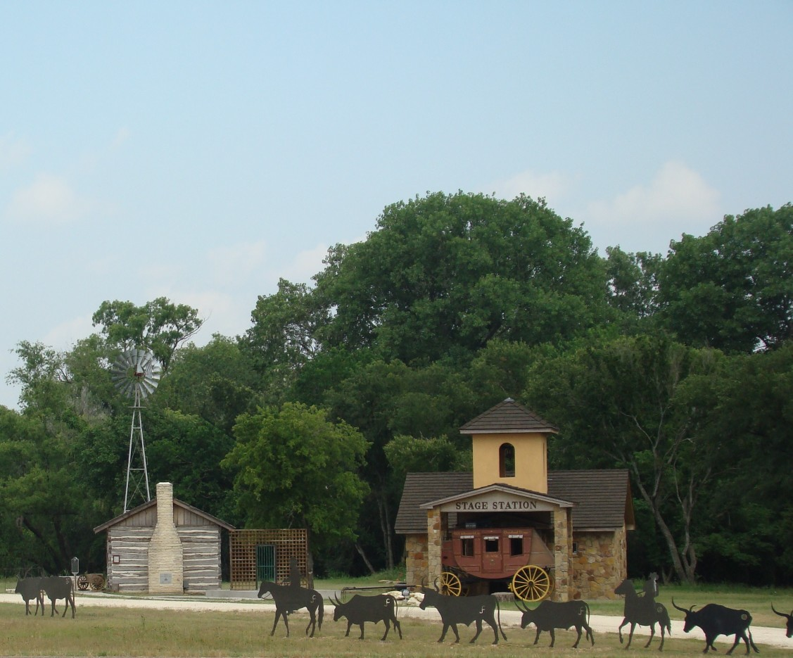 Chisholm Trail Outdoor Museum Visit Cleburne Texas