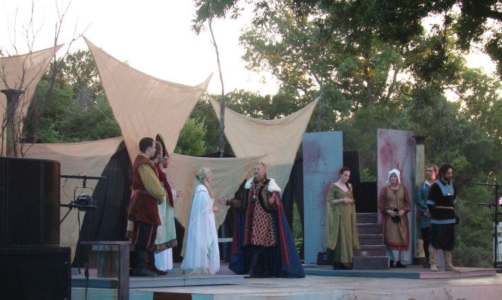 Cleburne Shakespeare in the park VisitCleburne Texas