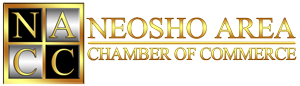 Neosho Area Chamber of Commerce Logo