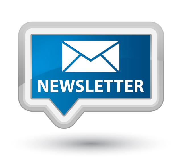 Click The Email Link To Be Added To Our Newsletter!