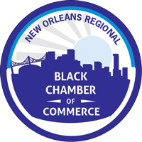 New Orleans Regional Black Chamber of Commerce Logo