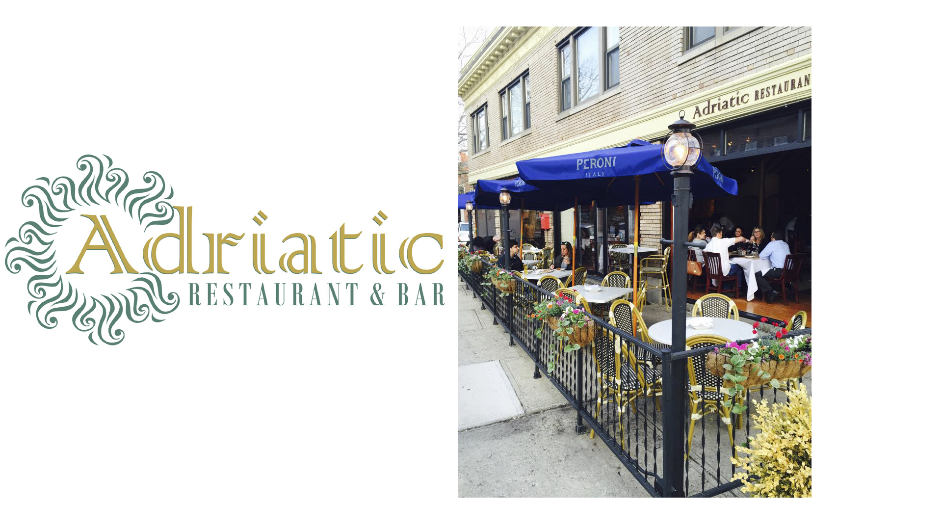 After Hours at Adriatic Restaurant