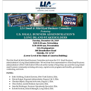 LIA Fall Luncheon 2019