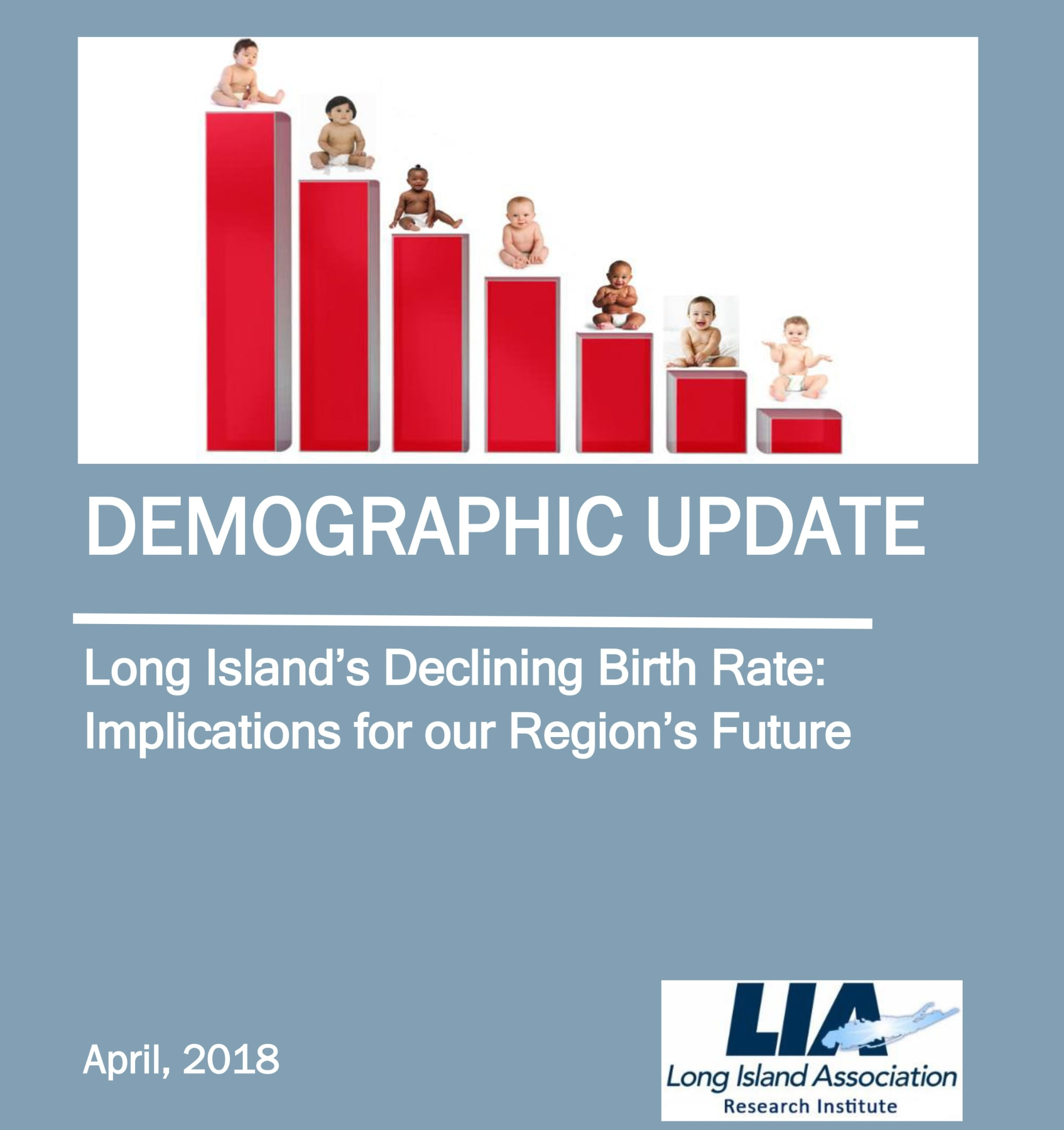 Demographic Update- Long Island's Declining Birth Rate