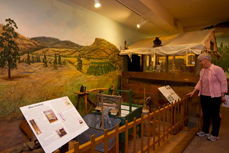 The Summerland Museum is one of the top Summerland BC attractions.