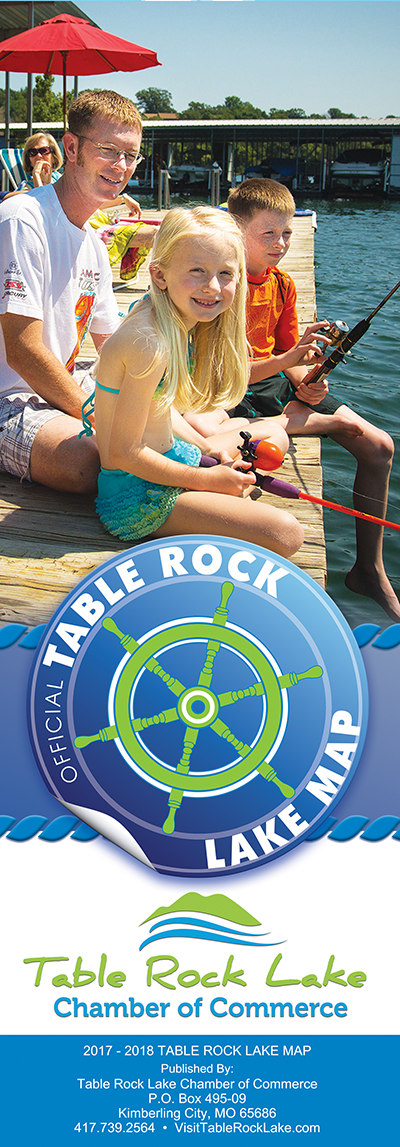 Good CLICK HERE FOR 2017 TABLE ROCK LAKE MAP