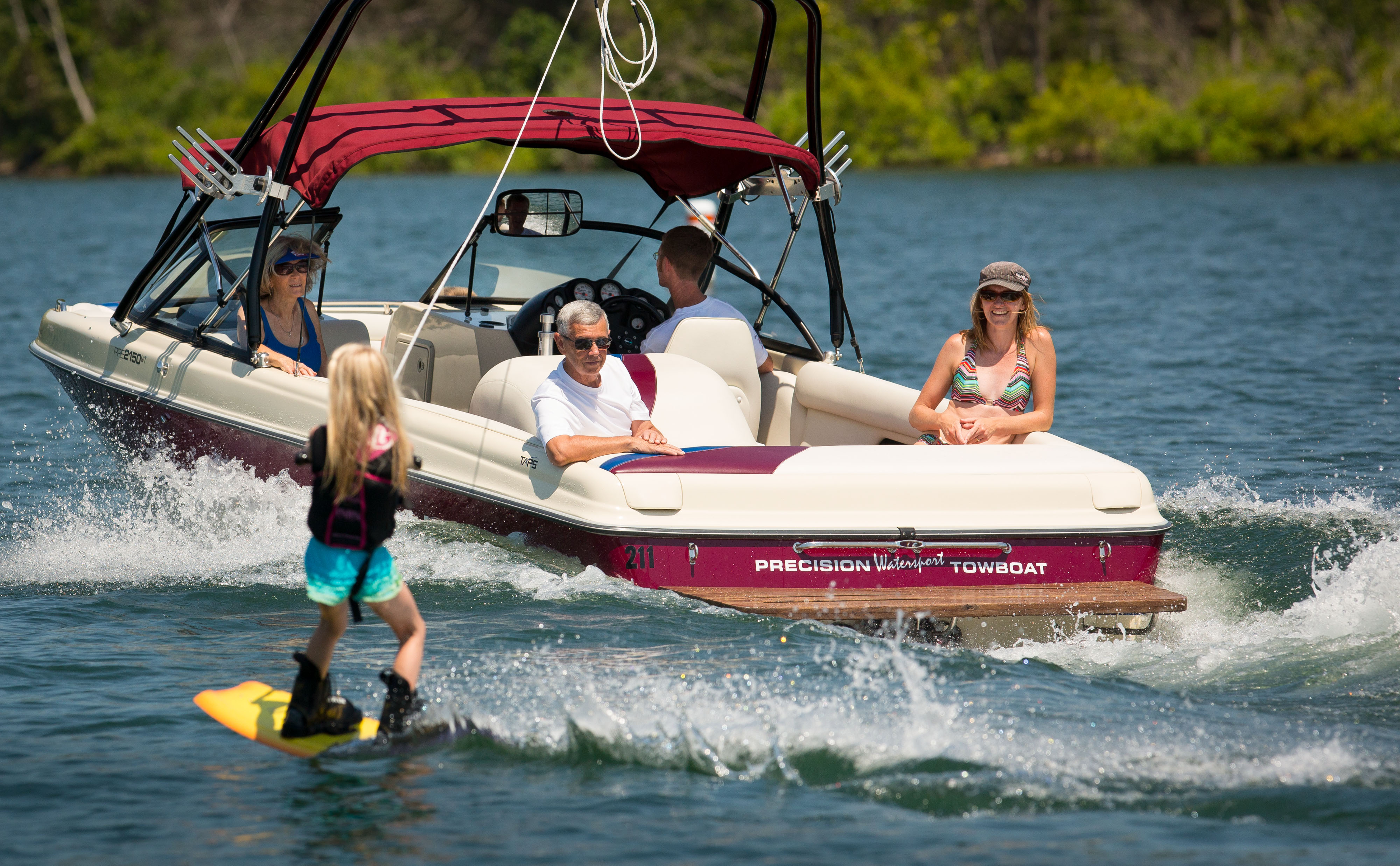 Dad Loves A Trip To The Lake With His Family. With Fatheru0027s Day Just Days  Away, We Thought We Might Suggest A Few Great Ways To Treat Dad At Table  Rock Lake ...
