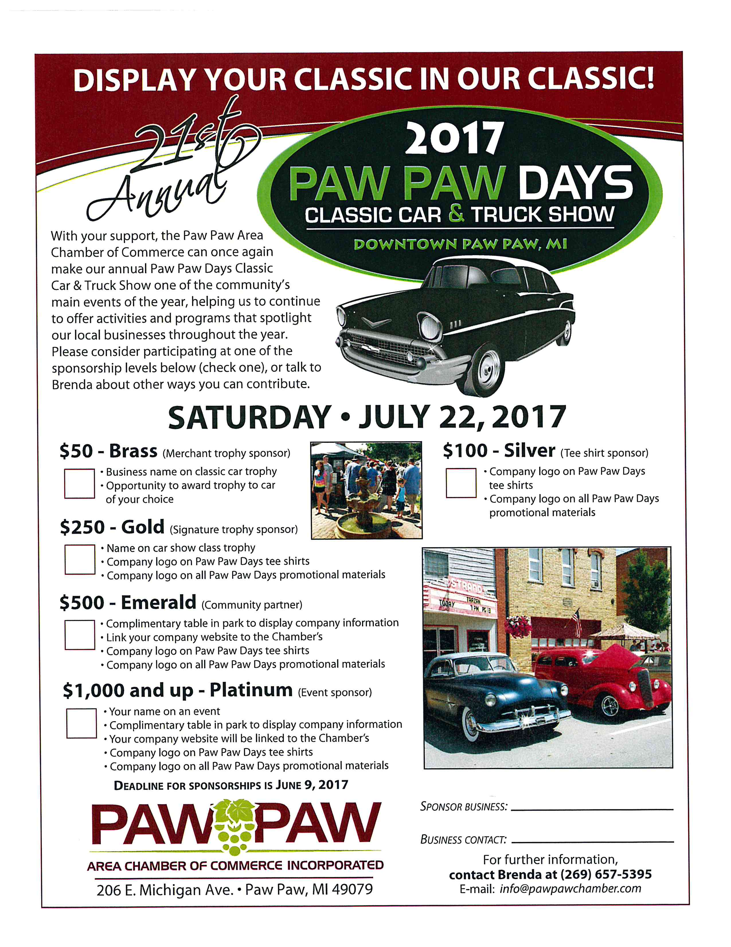 West Michigan S Oldest And Largest Antique Car Show Held At Gilmore Museum August 5th