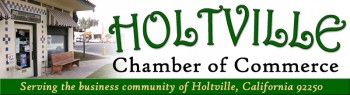Holtville Chamber of Commerce logo