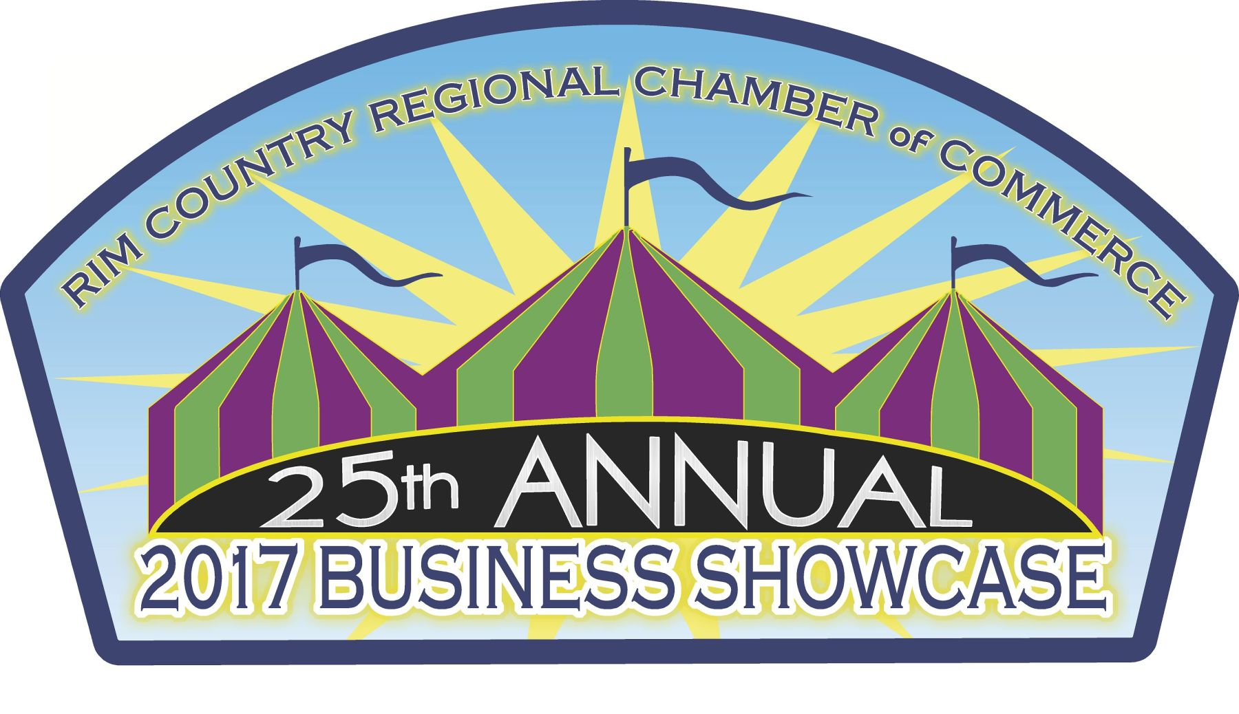 2017 Rim Country Regional Chamber of Commerce logo