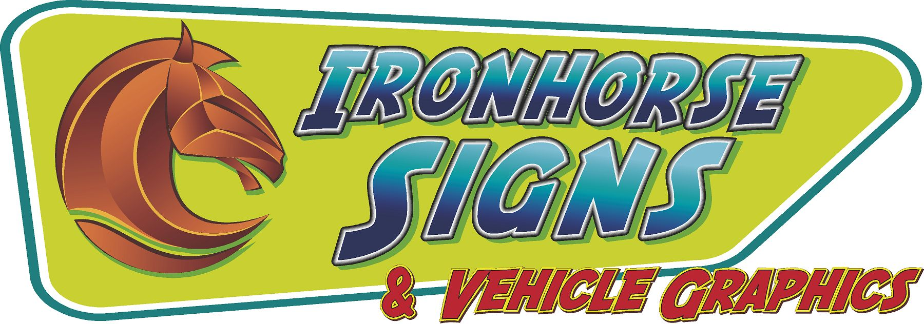 Rim Country Chamber Ironhorse Signs