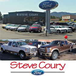 Steve Coury Ford Star Valley AZ Presenting Sponsor