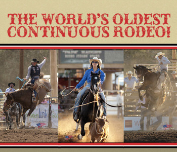 The Worlds Oldest Continuous Rodeo
