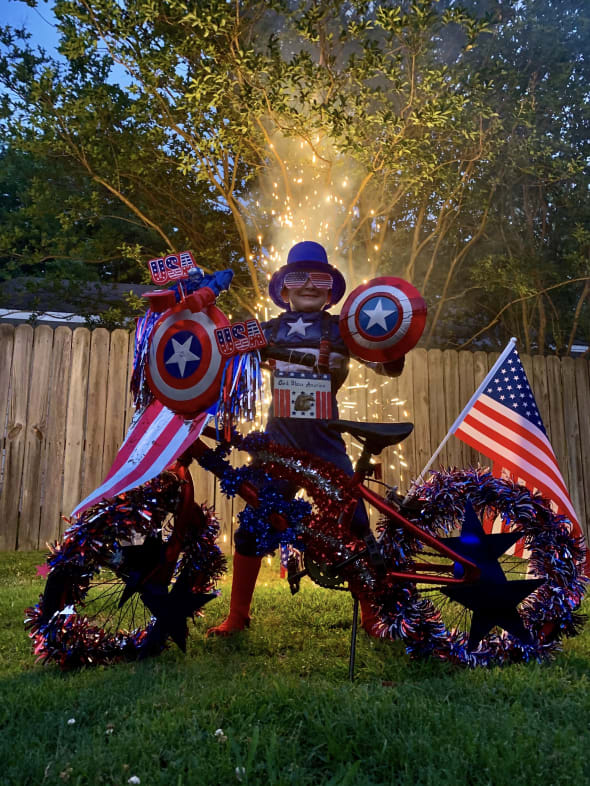 Bike Decorating Contest