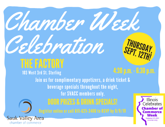 Events - Sauk Valley Area Chamber of Commerce, IL