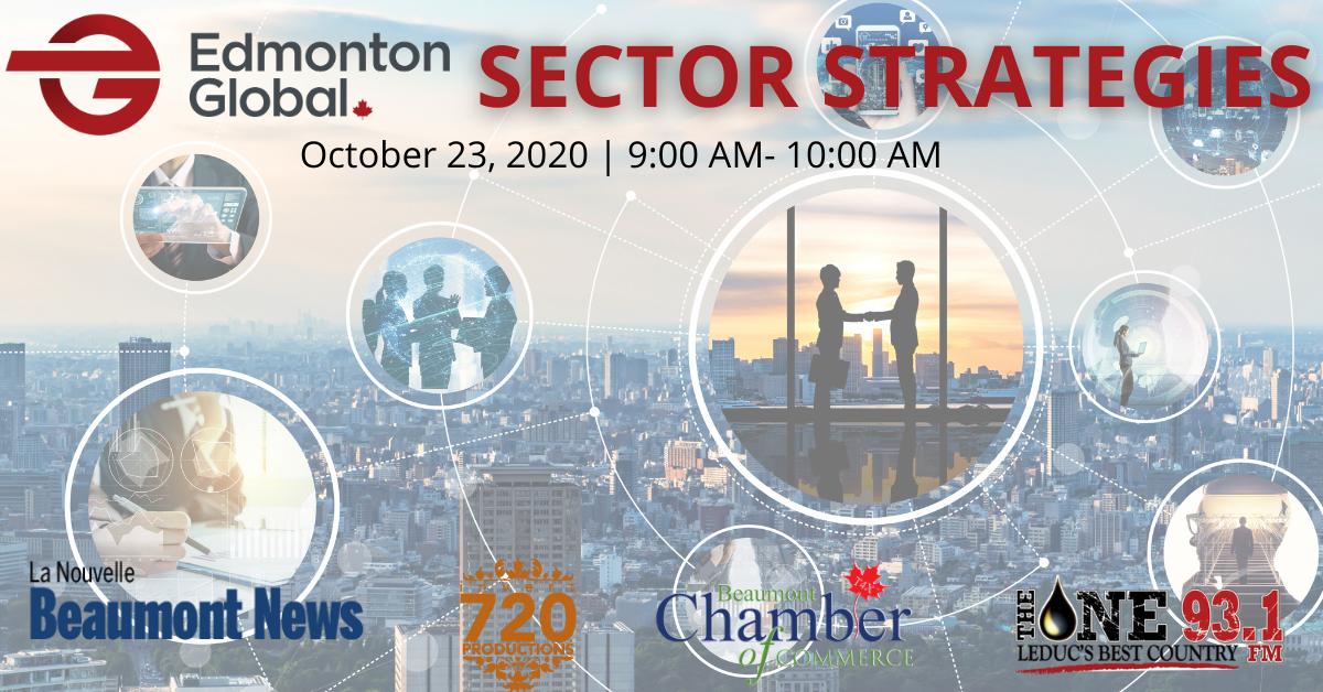 Small Business Week: Edmonton Global | Sector Strategies