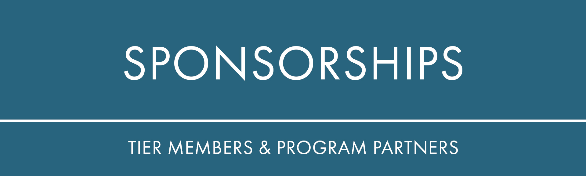sponsor sponsorship tier members program partners platform showcase branding company industry leader business community GVCC Greater Vancouver Chamber of Commerce