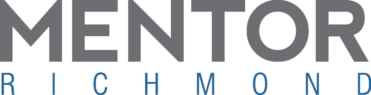 Logo for Mentor Richmond, a leadership program of ChamberRVA