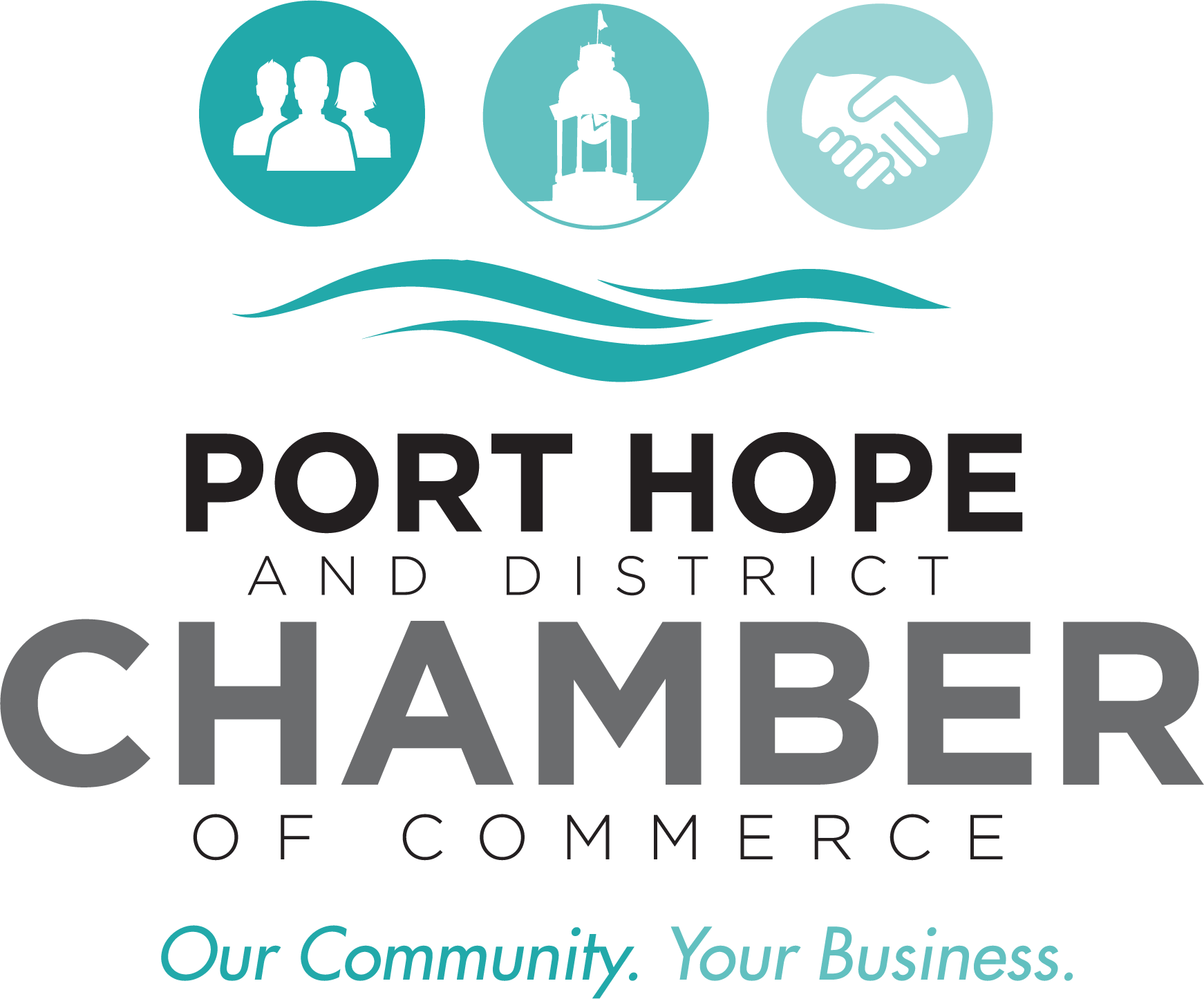 Port Hope & District Chamber of Commerce logo